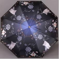 Женский зонтик Три Слона 141-9802 Котёнок