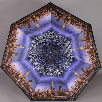 Женский зонтик Три Слона 361-9801 Мегаполис