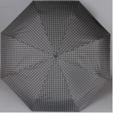 Зонт Три слона с большим куполом в клетку
