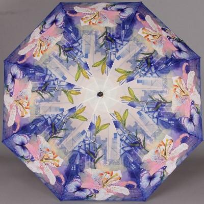 Женский зонт Три Слона 880-9801 Лилия