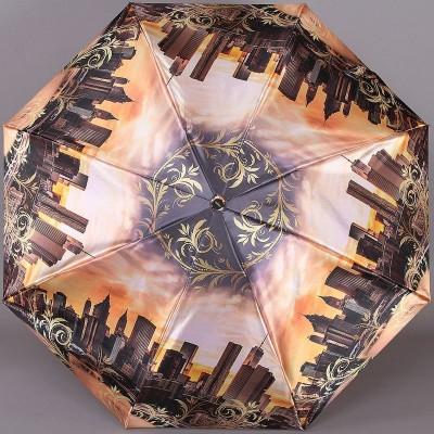 Женский зонт Три Слона 880-9802 Мегаполис