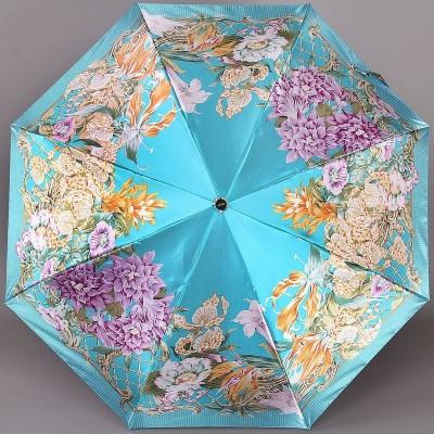 Зонт женский Три Слона 880 Цветы