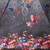 Зонт Три Слона 882 Цветочки в узорах