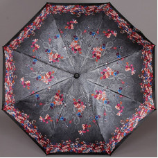 Зонт Три Слона 884 Цветочки в узорах