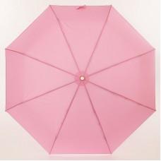 Зонт женский однотонный Три Слона 885-9804 с проявляющемся в дождь логотипом