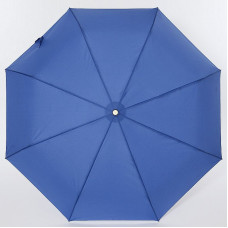 Синий зонтик однотонный проявлялка Три Слона 885-9806