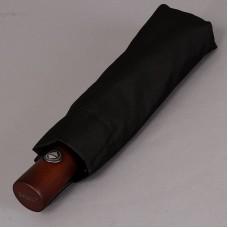 Мужской зонт с деревянной ручкой Три Слона 904