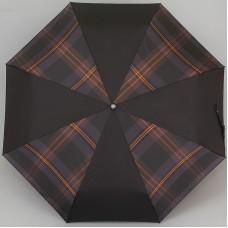 Зонт для мужчины Три Слона Клетка
