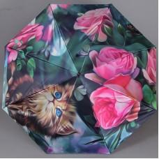Зонт с рисунком на весь купол TRUST 30471-41 Котенок
