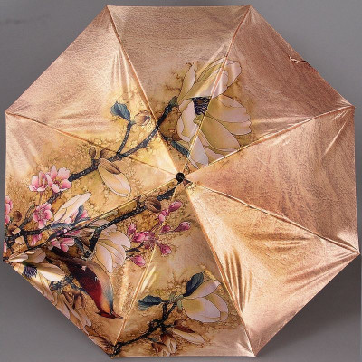 Зонт женский TRUST 30471-89 с рисунком на весь купол