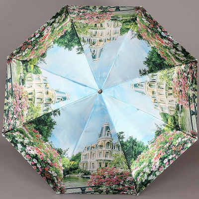 Зонт женский TRUST 30472 Усадьба в цветах