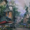 Зонт TRUST 30475-107 Старая Европа