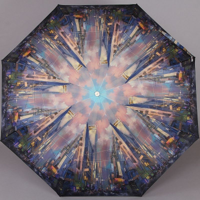 Зонт женский TRUST 31475-1614 Мегаполис