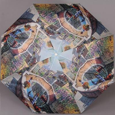 Зонтик с увеличенным куполом (104 см) и кожаной ручкой TRUST 31475-1619