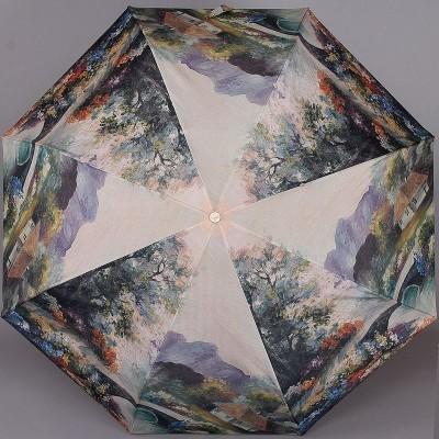 Зонт женский TRUST 31476 Домик в горах