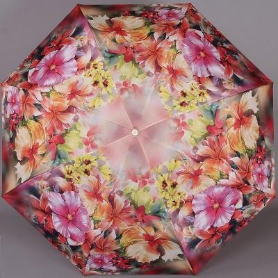 Зонт с цветами на куполе TRUST 31476-1637