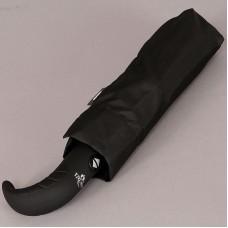 Зонт мужской с ручкой полукрюк TRUST 32480