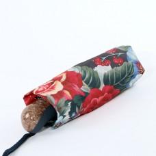 Мини зонт (23см, 340 гр) полный автомат Trust 42376-1639 Цветы