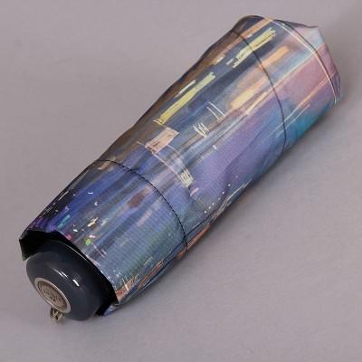 Зонт супер мини (19 см) женский Trust 58475-1614 Мегаполис