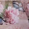 Зонт женский с цветами мини (19 см) Trust 58475-1635 увеличенный купол (102 см)