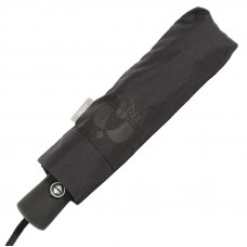 Мужской зонт черный TRUST FASMIL-21B