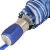 Зонтик Trust женский FASML-23LUX Сине-голубая Абстракция