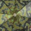 Зонтик Trust женский FASML-23LUX Зеленая Абстракция