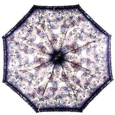 Зонт трость женский Trust LAMP-23P Абстракция темно-синяя