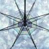 Зонт трость женский Trust LAMP-23P Зеленая абстракция