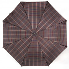 Зонт Trust мужской MFASML-23X Крюк кожа