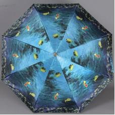Зонт полуавтомат TRUST SMAL-21LUX Подводный мир