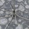Зонт женский полуавтомат Trust SMAL-21P-08  Часы