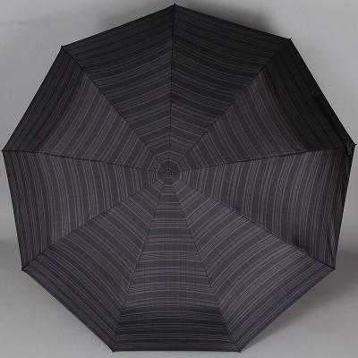 Мужской большой зонт с каркасом 9 спиц ZEST 13953-4