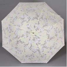 Легкий и нежный зонт трость женский ZEST 212822