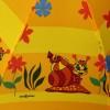Детский зонтик со светодиодами ZEST 21551-1543