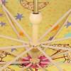 Зонт детский трость ZEST 21551-286 Прогулка под дождем