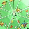 Зонт-трость детский Zest 21551 Чудные персонажи со светодиодами