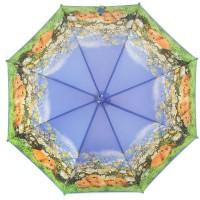 Зонтик детский трость Zest 21571-8109 Кролики на лужайке