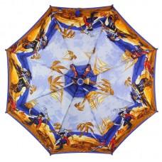 Зонтик детский трость Zest 21571-05  Капитан Крюк