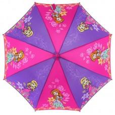 Зонтик детский трость Zest 21571-06 Принцессы