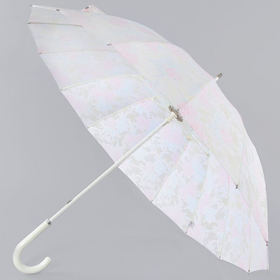 Зонт трость летний Zest 21572 Нежность