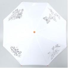 Зонт-трость Zest детский 21581-07 Раскраска лошадка бабочки котята