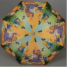 Детский зонтик Zest 21665-04 Волшебник изумрудного города