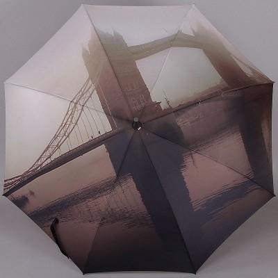Зонт женский трость Zest Exclusive 21685 Лондонский туман