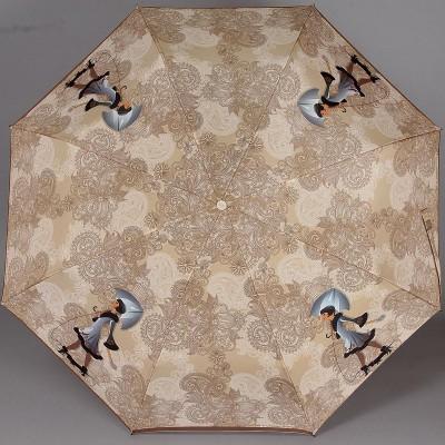 Зонт ZEST 23626 Дама с собачкой