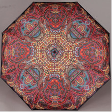 Женский зонт (двойные спицы) ZEST 23715-06 Восточный узор