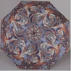 Складной зонтик с двойными спицами ZEST 23715-24