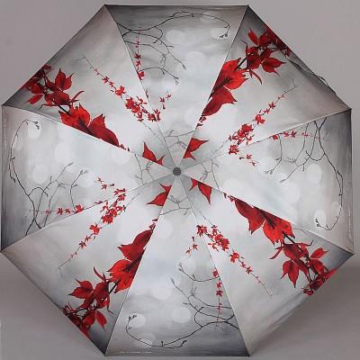 Зонт женский легкий с двойными спицами ZEST 23715-29 Безмятежность