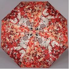 Женский зонт с двойными спицами ZEST 23715-33 В японском стиле