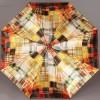 Зонтик женский Zest 23744-3084 сатиновая клеточка